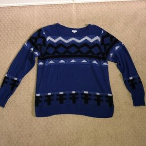 BP by Nordstrom Knitted Sweater Size Large
